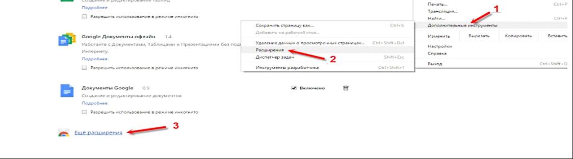 Google Chrome vpn